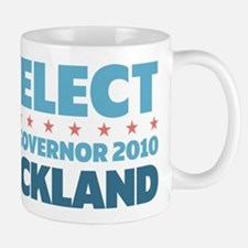 Re-Elect Strickland Small Small Mug