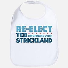 Re-Elect Strickland Bib