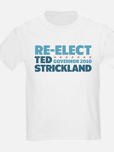 Re-Elect Strickland T-Shirt