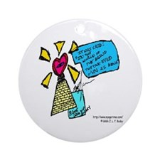 Romance Series  Keepsake (Round)
