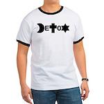 Religion DeToX Ringer Tee Shirt