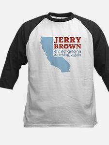 Brown California Tee
