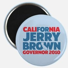 For Jerry Brown Magnet