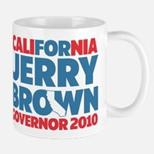 For Jerry Brown Mug