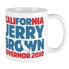 For Jerry Brown Small Small Mug