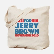 For Jerry Brown Tote Bag