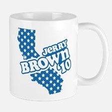 Jerry Brown '10 Small Small Mug