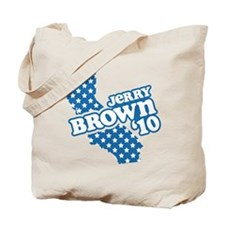 Jerry Brown '10 Tote Bag