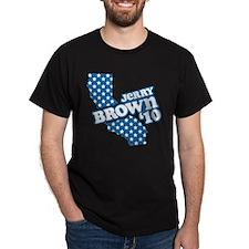 Jerry Brown '10 T-Shirt