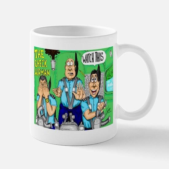 Check Airman Mug