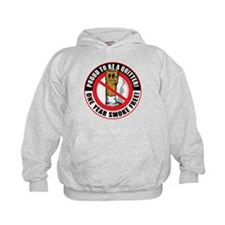 Proud To Be A Quitter One Yea Hoodie