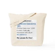 Adsenseless.... Tote Bag