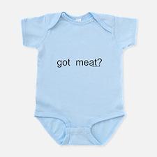 got meat? Onesie