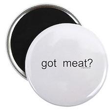 got meat? Magnet