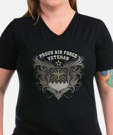 Proud Air Force Veteran Shirt