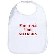 Allergic to dairy Bib