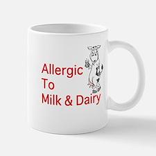 Cute Allergy alert Mug