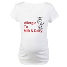 Cute Allergy notice Shirt