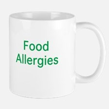 Food Allergies Mug