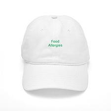 Food Allergies Baseball Cap