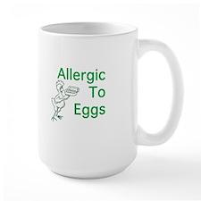 Allergic to Eggs Mug