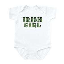 Irish Girl Infant Creeper