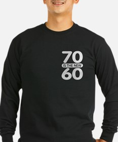 70 is the new 60 T