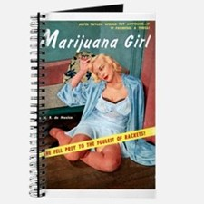 Marijuana Girl! Journal