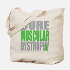Cure Muscular Dystrophy Tote Bag