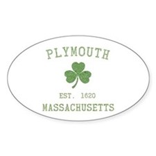 Plymouth MA Decal