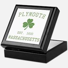 Plymouth MA Keepsake Box