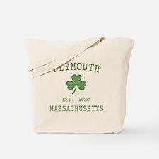 Plymouth MA Tote Bag