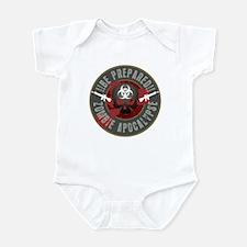 Zombie Apocalypse Infant Bodysuit