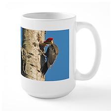 Pileated Woodpecker Family Mug