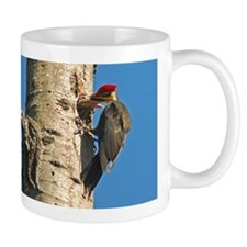 Pileated Woodpecker Family Mug
