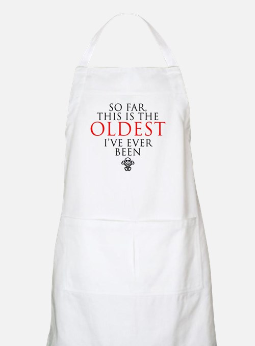 OLDEST Apron
