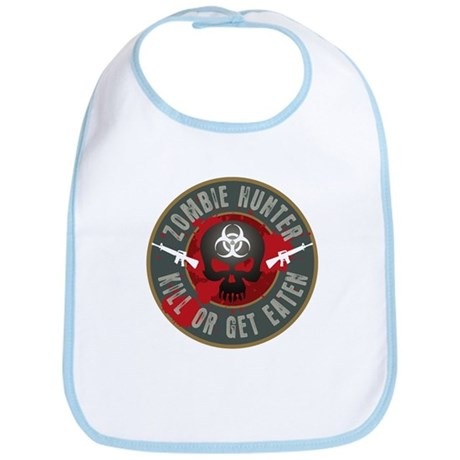 Zombie Hunter Bib
