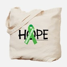 Muscular Dystrophy Hope Tote Bag