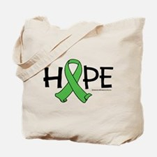 Muscular Dystrophy Hope 2 Tote Bag