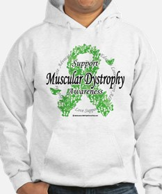 Muscular Dystrophy Ribbon Of Hoodie