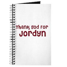 Thank God For Jordyn Journal