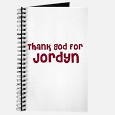 Thank God For Jordyn Journal