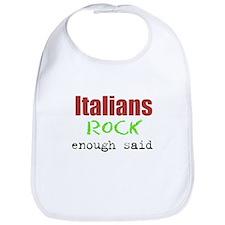 Italians rock Bib