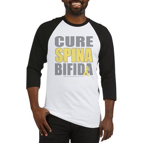 Cure Spina Bifida Baseball Jersey