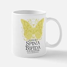 Spina Bifida Butterfly Mug