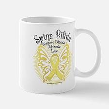 Spina Bifida Butterfly 3 Mug