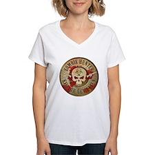 Zombie Hunter Distressed Shirt