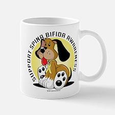 Spina Bifida Dog Mug