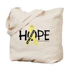 Spina Bifida Hope Tote Bag