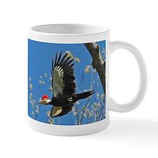 Male Pileated Woodpecker Mug